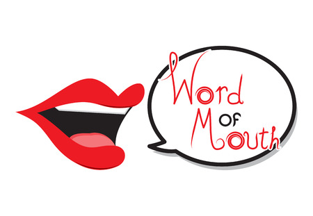 Word Of Mouth Ilustrace