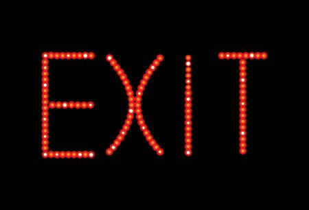 EXIT Light Sign