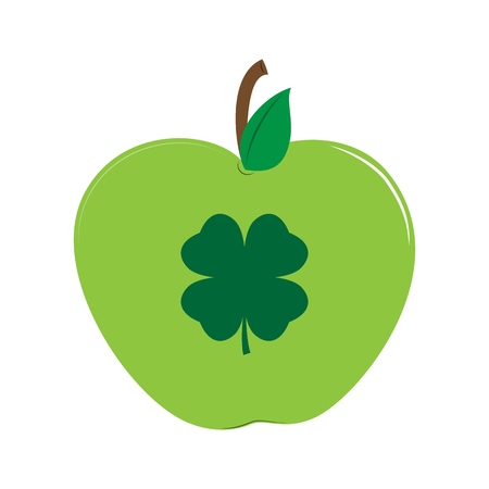 Green Clover Apple