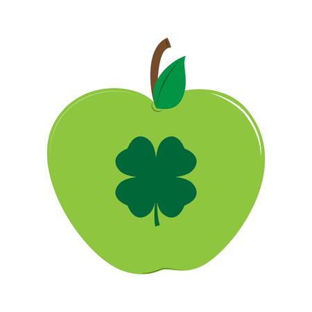 Green Clover Apple