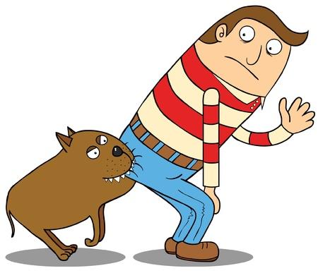 fesse: M�fiez-vous des chiens