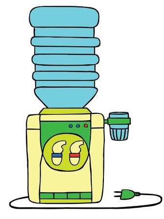 dispenser: Dispenser Illustration