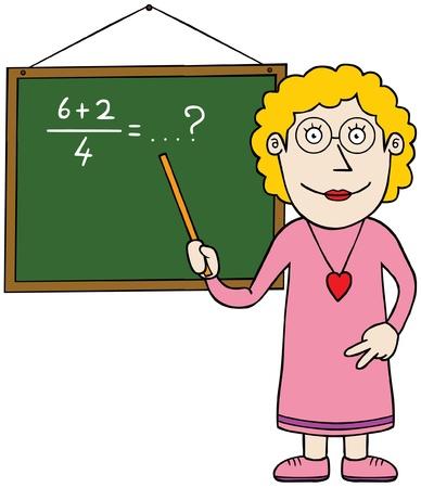 Professora matem�tica