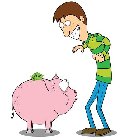 grabbing: Money Ambition