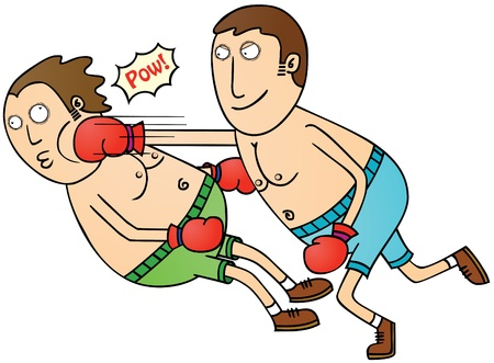 boxing Stock Vector - 17381423