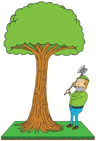 maderas: Lumber Jack