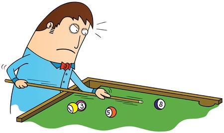 billiard balls: billiard time