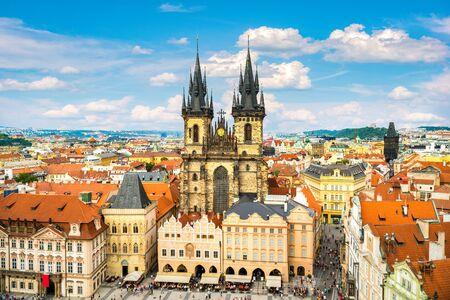 Tynsky-Tempel in Prag