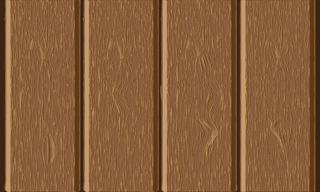 wrinkly: Wood texture, background. Realistic illustrated vector. Mock up