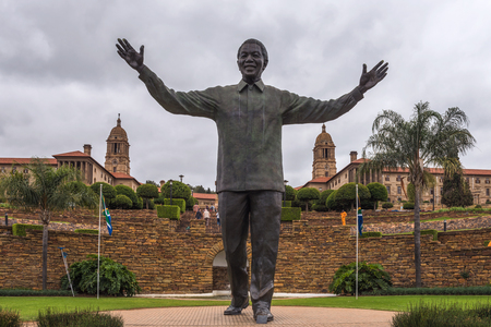 South African presidential palace Editorial