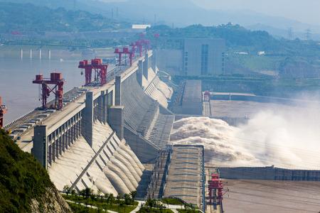 Das Drei-Schluchten-Staudamm-Projekt