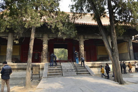 the silence of the world: Great accomplishment in Confucius Temple in Qufu