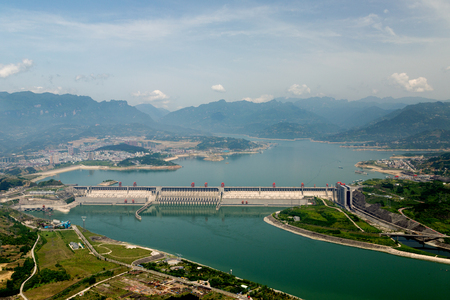 three gorges dam: The three Gorges Dam Editorial