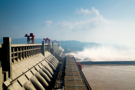 three gorges dam: Three Gorges Dam