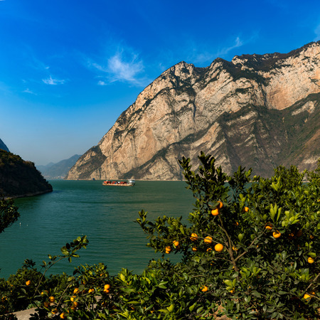 yangtze river: The Yangtze River