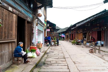 Lifestyle in rural village Editorial