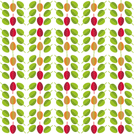 in a row: simple row seamless pattern