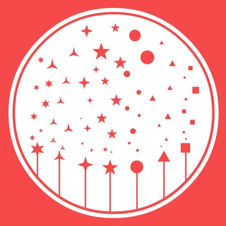 air bubbles Illustration