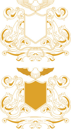 coat of arms Stock Vector - 7103229