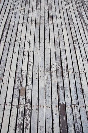 old wood floor Stock Photo - 7028248