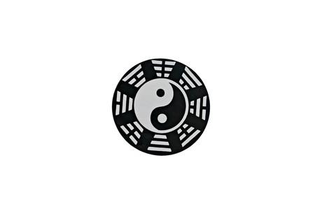 Yin-Yang crest