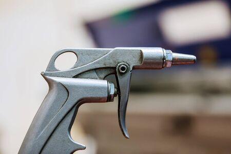 Pistola per soffiaggio, pistola per compressore d'aria in fabbrica.