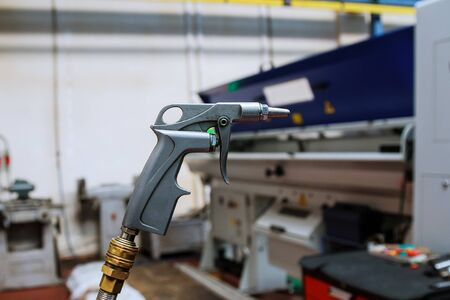 Blow Gun, Air compressor gun at the factory