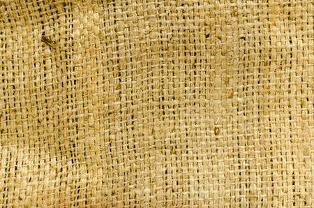 brown sackcloth texture
