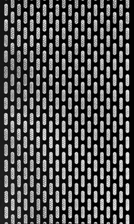grille: Black metal air vent grille background