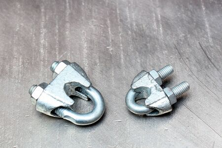 DIN 741 steel wire rope clips