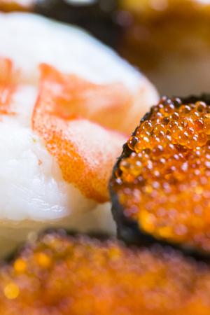 susi: japanese cuisine Stock Photo