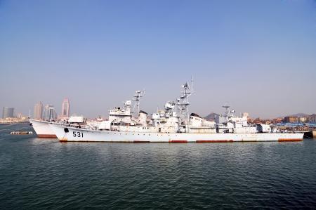Warship  Stock Photo - 16322950