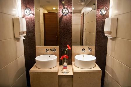 pedestal sink: Toilets