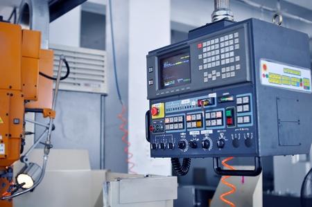 machine tool: Industrial machine tool bit Stock Photo