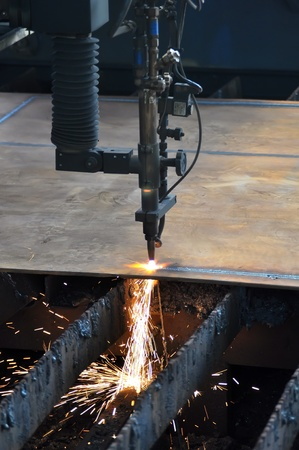 Electric welding Imagens
