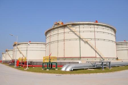 depot: Oil depot