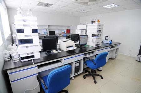 Biochemistry lab Imagens