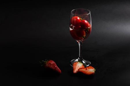 goblet: Goblet on the little tomato