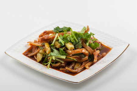 sichuan: Sichuan style of dishes