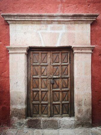 Santa Catalina Monastery, Arequipa, beautiful travel location