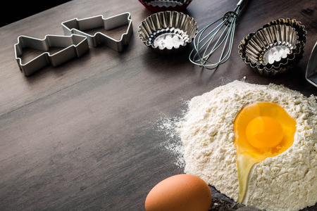 Western style pastry making