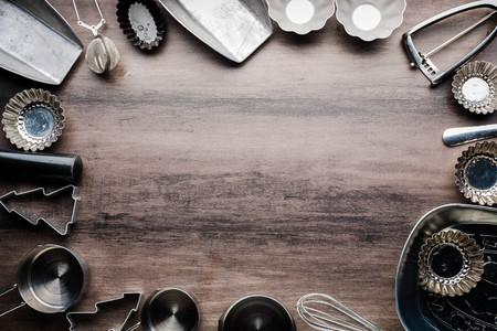 Western baked kitchenware