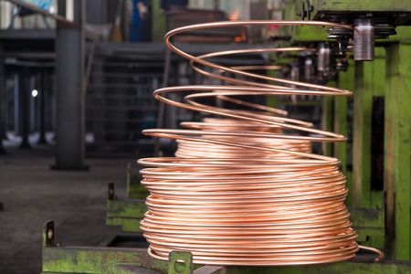 copper cable factory