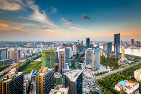bird 's eye view: Birds eye view of the scene of major cities.
