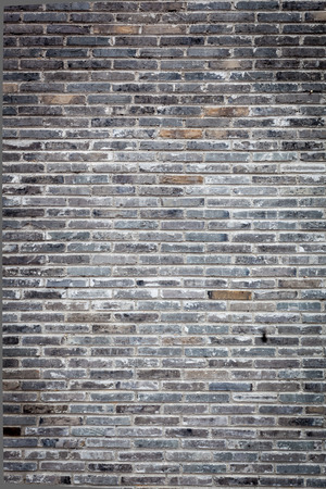 red brick wall: Brick wall background