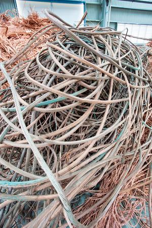 materia prima: Materie prime filo di rame nel settore energetico
