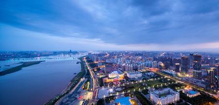bird view: Bird view at Shanghai China.