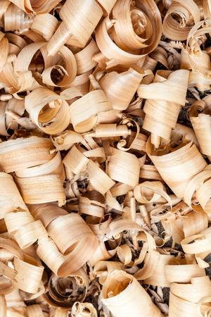 VIRUTAS DE CEDRO: Fondo de virutas de madera