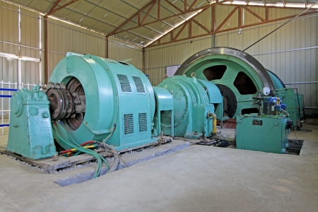 impeller: iron ore mechanical equipment lubrication station in a factory