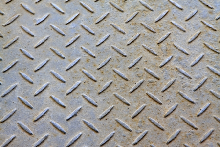 Metal plate, seamless texture, closeup of photo